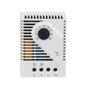 Mechanical Cabinet Thermostat Temperature Controller Fzk 012 pictures & photos