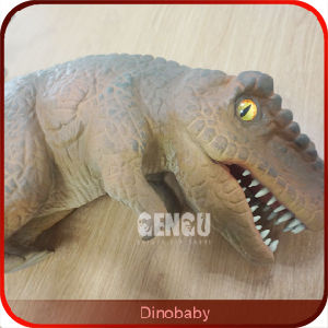 Dinosaur Exhibition High Quality Baby Dinosaur Puppet pictures & photos