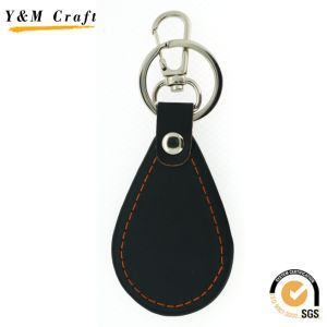 Hot Sell Promotional Gift Custom Leather Key Chain for Christmas pictures & photos