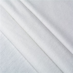 Weft Insert Woven Napping Brushing Interfacing Polyester Interlining for Suit Uniform pictures & photos