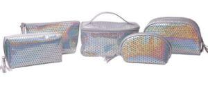 New Design Metallic Cosmetic Bag Makeup Bag