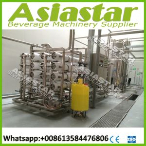 SUS304/316 Customized Drinking Water Filter Water Purification Plant pictures & photos