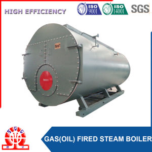 Central Heating Fire Tube Oil Gas Fired Boiler pictures & photos