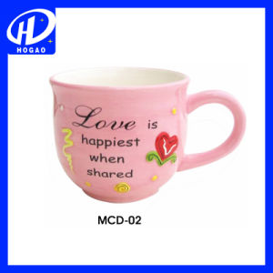 Creative Unique Donut Ceramic Mug, Decorative Hot-Selling Mug pictures & photos