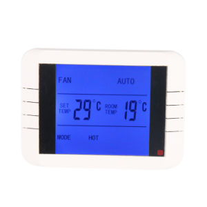 Programmable Digital Room Temperature Controller for Air Condition 9b pictures & photos