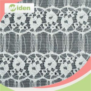Wholesale Fancy Nylon Spandex Lace Fabric pictures & photos