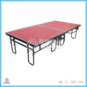 Aluminum Stage of 18mm Thickness Platform (ST-01) pictures & photos
