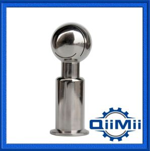 Stainless Steel Rotary Cleaning Head Tri Clamp Spray Ball pictures & photos