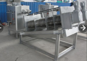 Sludge Dewatering Systems for High Effective Active Sludge Processing pictures & photos