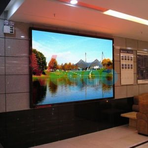 High Definition Video P3 (576*576) Indoor Full Color LED Display Screen pictures & photos