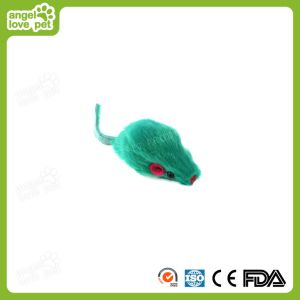 Colorful Cute Stuffing Muse with Long Tail Hot Sale Pet Toys pictures & photos