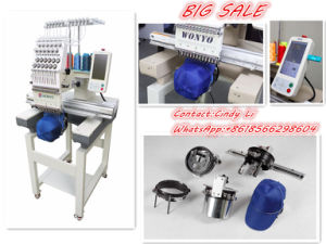 Provide Hefeng One Head Textle Cap Mixed Embroidery Machine Parts pictures & photos