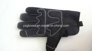 Anti-Vibration Glove-Working Glove-Mechanic Glove-Safety Glove-Construction Glove-Labor Glove pictures & photos