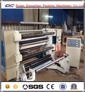 DC-Fq1100L BOPP Plastic Film Slitting Rewinding Machine pictures & photos