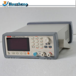 Insulation Resistance Tester Meter High Resistance Digital Megohmmeter pictures & photos