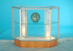Glass Display Cabinet pictures & photos