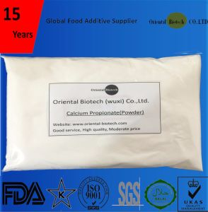 Preservatives Calcium Propionate Food Grade Supplier in China pictures & photos