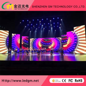Stage Rental RGB Indoor Full Color LED Video Display, P3.91mm pictures & photos