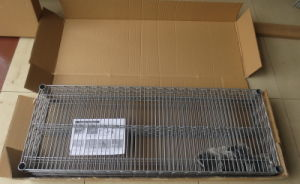 Industrial Chrome Steel Heavy Duty Warehouse Rack (Load 800lbs/Shelf) pictures & photos
