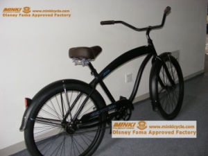 26′′ Classic Mens Beach Cruiser Bicycle (MK16BC-26102) pictures & photos