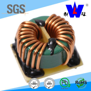 Common Mode Toroidal Power Choke Coil Inductor pictures & photos