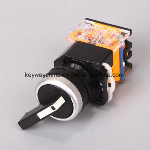 22mm Handle Head Push Button Switch with Certifications pictures & photos