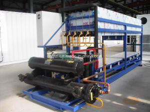 5ton New Directly Cooling System Ice Block Machine pictures & photos