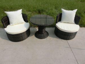 Outdoor Conversation Set Rattan Chair &Table Set pictures & photos