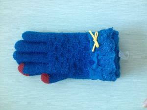 Top Quality Fashion Warm Comfortable Acrylic Touch Screen Gloves pictures & photos