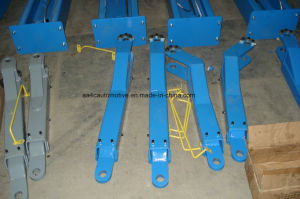 2 Post Clear Floor Lift, Electronic Lock Release AA-2pcf32&40 pictures & photos