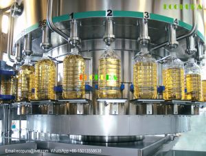 Complete Edible Oil Filling Line / Cooking Oil Filler pictures & photos