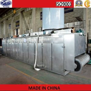 Talcum Powder Multi Layer Mesh Belt Drying Machine pictures & photos