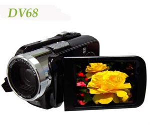 Full 1080P 16.0 Mega Pixels HD Digital Video Camera pictures & photos