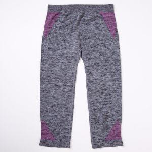 Girls′ Active Capri Tight Legging pictures & photos