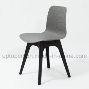 Durable Double Color Plastic Chair with Special Color Matching (SP-UC524) pictures & photos