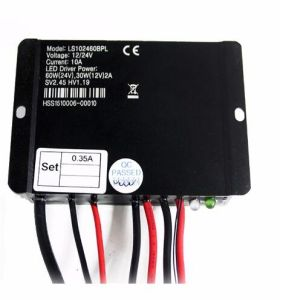 Epever PWM 10A 20A 12V/24V LED Light Controller IP67 Ls101240bpl pictures & photos