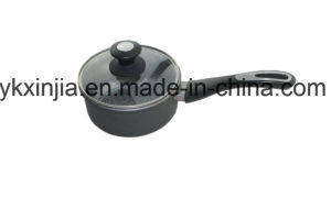Kitchenware 16cm Saucepan with Lid Cookware pictures & photos