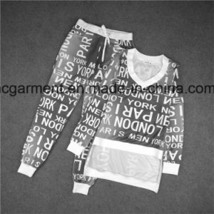2017 Printing Sports Suit for Woman, Gyming Clothing pictures & photos