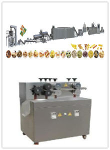 Automatic Corn Filling Puff Snack Production Line pictures & photos