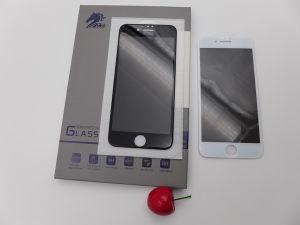 for iPhone7 99% Luminousness Anti Fingerprint Peep Tempered Glass Screen Protector