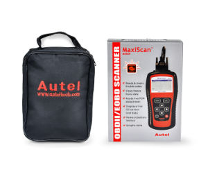 Autel Maxiscan Ms509 Obdii / Eobd Most Economical Auto Code Reader for Us/Asian/Europe Car Detector Diagnostic Tool pictures & photos