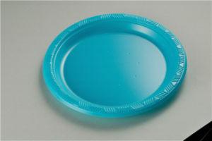 9′′ (23cm) P092323 Disposable Plastic PS Round Plate pictures & photos
