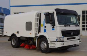 New China Manufacture Sweeper Truck pictures & photos