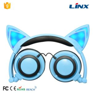 Best Sale New Design Retail Gift Cat Headphone pictures & photos