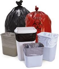 Plastic Garbage Bag on Roll / Plastic Trush Bag pictures & photos