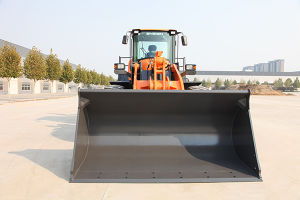 6 Ton Wheel Loader with Ce Certificate (3.5m3) pictures & photos