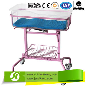 FDA Certification Beautiful Baby Crib pictures & photos
