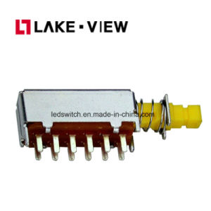Pushbutton Switch with Lock and Un-Locked Type and Many Knob Options pictures & photos