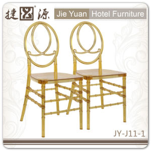 Crystal Clear Phoenix Chiavari Chair for Event Wedding Banquet (JY-J11) pictures & photos