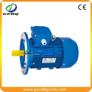 Three Phase Electric Motor 0.5HP pictures & photos